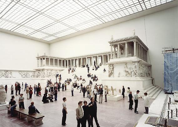 <b>Pergamon Museum I, Berlin</b> 2001 Image