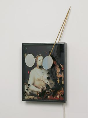 REBECCA HORN <b>La Perle du Miroir</b>, 2000 Image