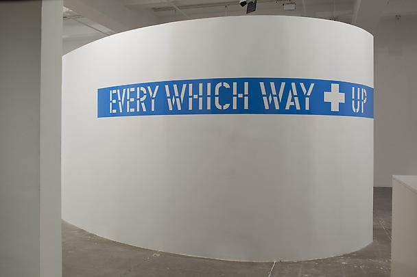 <b>EVERY WHICH WAY + UP</b>, 2010 Image