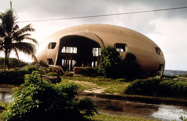 <b>Bubble House (Exterior)</b>, 1999 Image