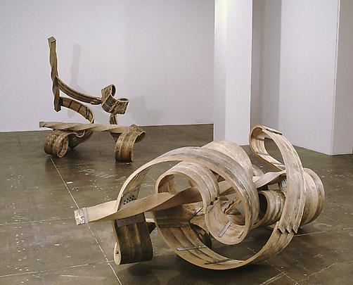 Installation view South Gallery: <b>Individual</b>, 2004  <b>Couple</b>, 2004 Image