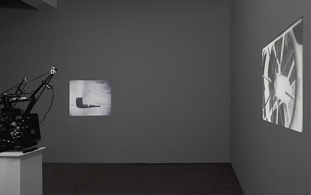 <b>Cinéma Modèle</b> installation view Image