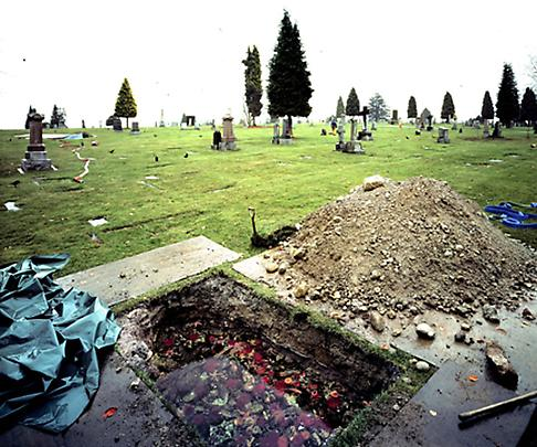 <b>The Flooded Grave</b>, 1998-2000 Image
