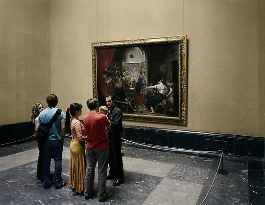 <b>Museo Del Prado 3, Madrid</b>, 2005 Image