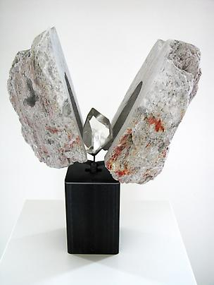 REBECCA HORN <b>Magic Rock</b>, 2005 Image