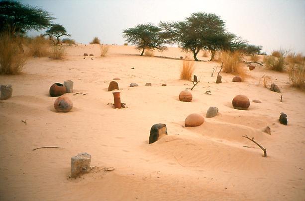 <b>Cemetery 4</b>, 2002 Image