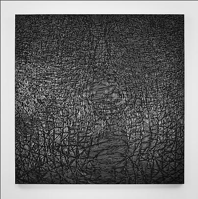 <b>Pelle di grafite - Riflesso di Wolframite</b>, 2007 Image