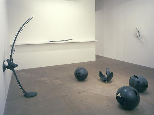 Installation view North Gallery Viewing Room: