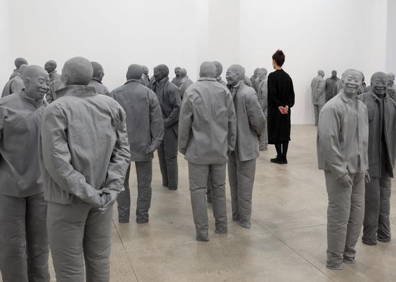 <i>Many Times</i>, 1999 (installation view) Image