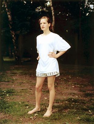 <b>Tiergarten, Berlin, Germany, June 7,  D</b>, 1998 Image