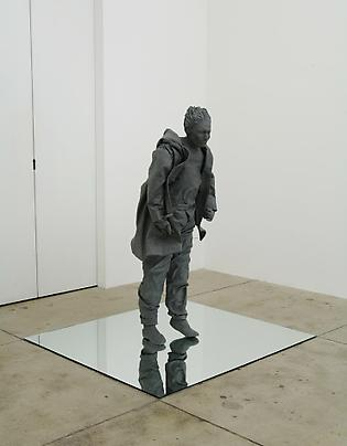 <b>Figure with Wind</b>, 2000 Image