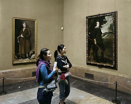 <b>Museo Del Prado 2, Madrid</b>, 2005 Image