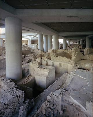 <b>Acropolis Museum Athens</b>, 2009 Image
