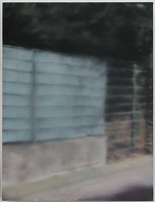 <b>Fence (907-1)</b>, 2008, 14 x 10 5/8 in. ( 35.5 x 27 cm ) Image
