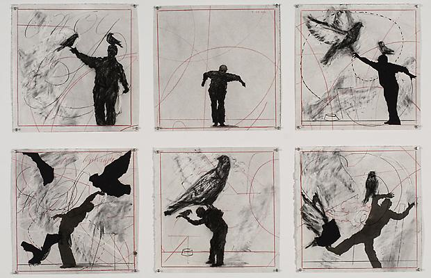"<b>""Bird Catcher""</b>, 2006 Image"