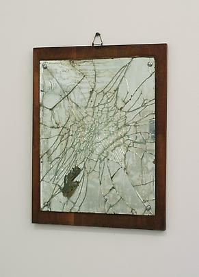 RICHARD ARTSCHWAGER <b>Mirror and Wood</b>, 1962 Image