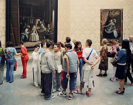 <b>Museo Del Prado 4, Madrid</b>, 2005 Image