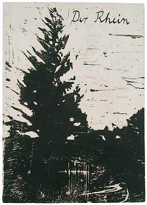 ANSELM KIEFER <b>Der Rhein</b>, 1983 Image