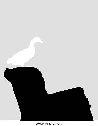 <b>Sediment (Part Two): Duck and Chair</b>, 2010 Image