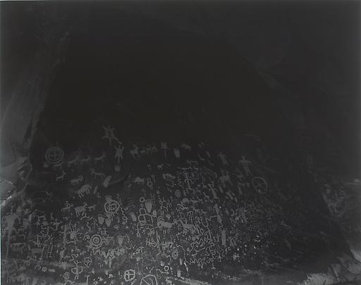 <b>Newspaper Rock</b>, 1976 Image