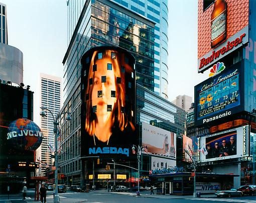 <b>Times Square, New York</b>, 2000 Image