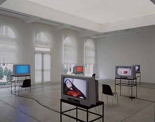 <b>The Present</b>, 2001 Image
