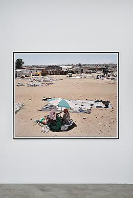 <i>Here, on 26 June 1955, under harassment by the police, some 3000 people from all over South Africa, representing many organisations, adopted the Freedom Charter, which inspired the constitution of post-apartheid democratic South Africa. Freedom Square, Kliptown, Soweto, Johannesburg. 10 December 2003</i> Image