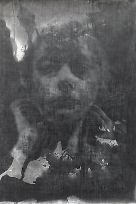 <b>Asta Mirror (Pour) #1</b>, 2011 Image