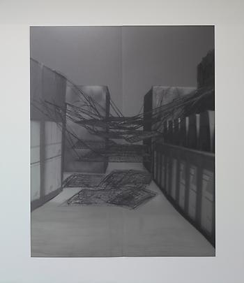 Untitled (Beirut Souk Shadow, I), 2011 Image