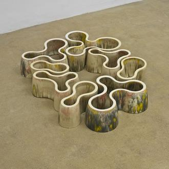 Richard Deacon at Kunstmuseum Winterthur Switzerland