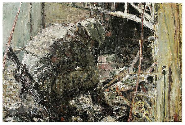 <i>Digger</i>, 2004/2013 Image