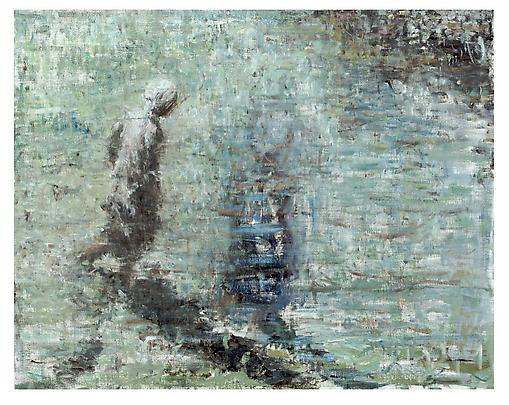 <i>Fluss (Frau im Wasser) / River (Woman in the Water)</i>, 2010 Image