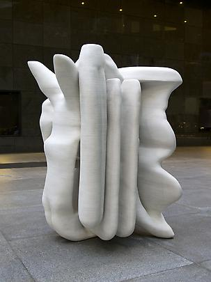 On View at the Sculpture Garden at 590 Madison Avenue <i>A Head, I Thought</i>, 2011 Image