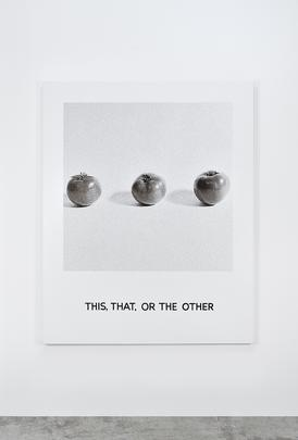 <i>Goya Series: THIS, THAT, OR THE OTHER</i>, 1997 Image