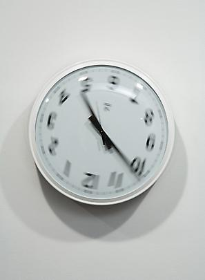Mark Soo, <i>No Good Time (Seconds)</i>, 2008 Image