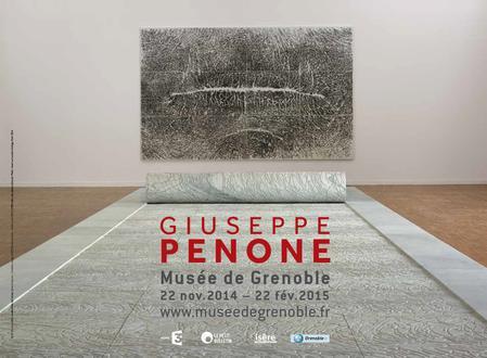 Giuseppe Penone at Musée de Grenoble