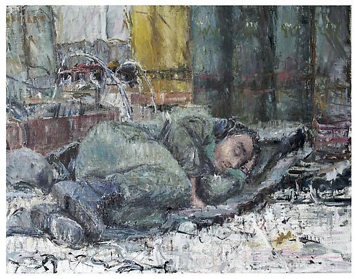 <i>Schlafender II / Sleeper II</i>, 2011 Image