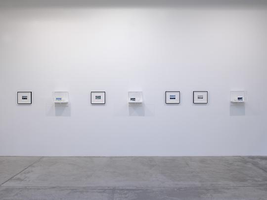 <i>Salt (A Collection), Salt I-VII, Salt Crystals Balls I-III</i>, 2013-2014 Image