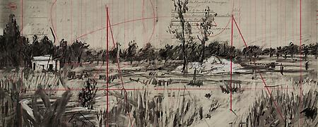 William Kentridge: Franz Schubert's WINTERREISE at Festival Aix-en-Provence