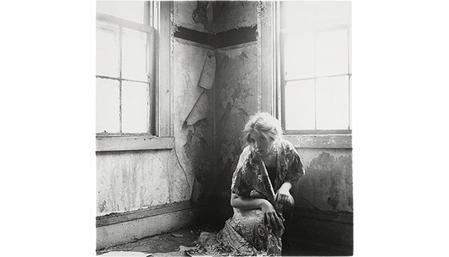 Francesca Woodman at the Moderna Museet