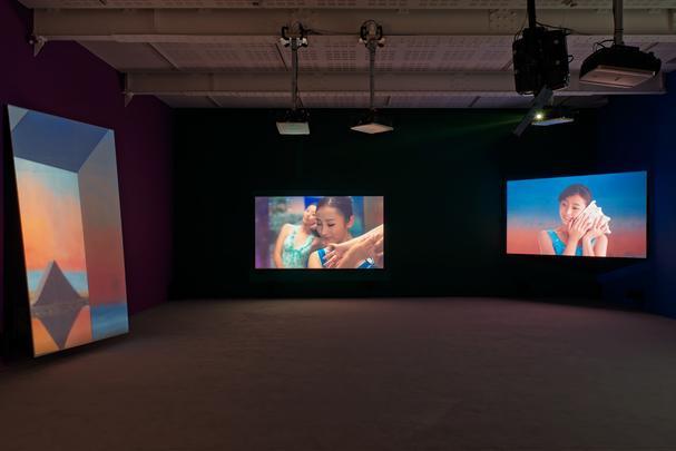 <i>The Coloured Sky: New Women 2</i>, 2014 Image