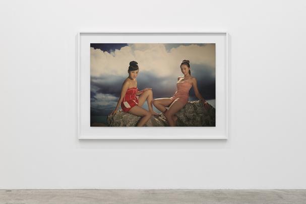 <i>The Coloured Sky: New Women II, 5</i>, 2014 Image