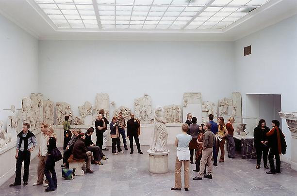 <b>Pergamon Museum IV, Berlin</b>, 2001 Image