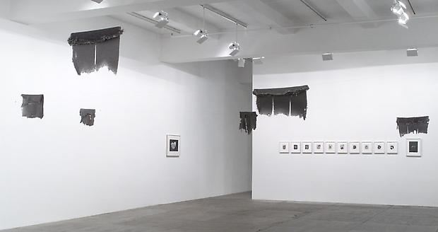 Installation view North Gallery:  <b>Lintels</b>, 2001 Image
