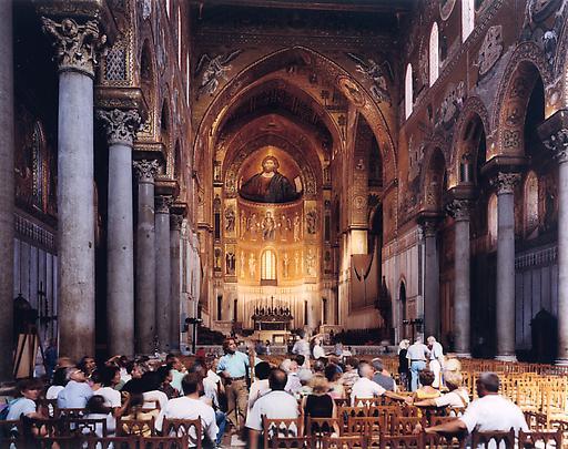 <b>Monreale, Palermo</b>, 1998 Image