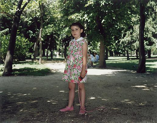 <b>El Parque Del Retiro, Madrid, July 2, 2006</b> Image