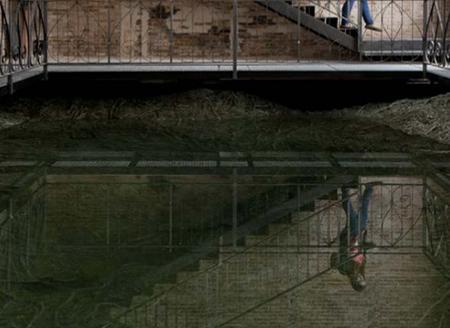 Cristina Iglesias: Tres Aguas