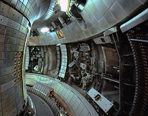 <b>Tokamak Asdex Upgrade Interior 2 Max Planck IPP, Garching</b>, 2009 Image