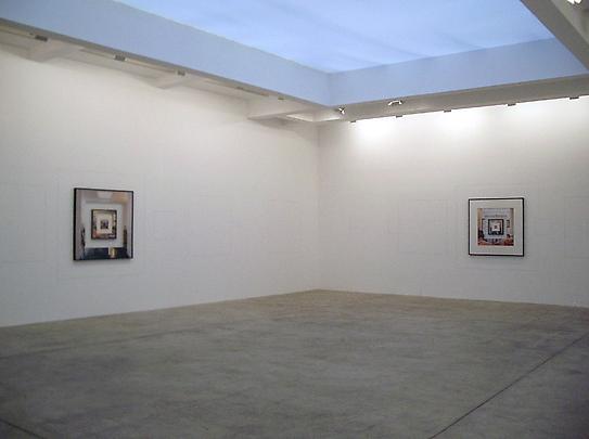 Installation view  <b>Synopsis (Quattro quarti)</b>, 2006 Image
