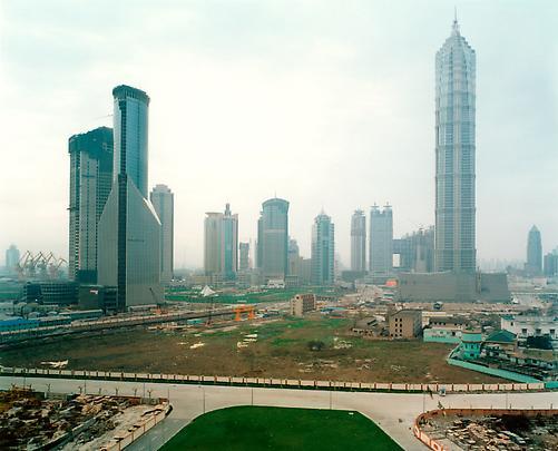 <b>Pudong, Shanghai</b>, 1999 Image